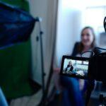Vloggen met Mandy